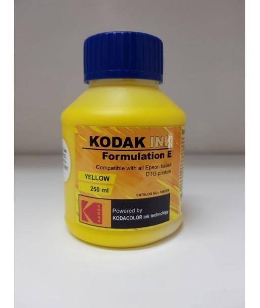 KODAK KODACOLOR Yellow Formulation E 250ml