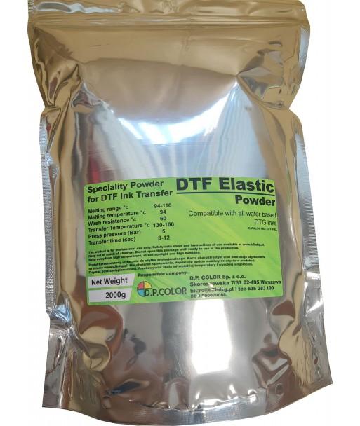 DTF Speciality Elastic Powder 2kg