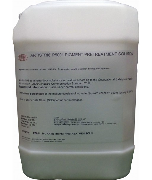 DuPont? Artistri? P5001 Pre-treatment Solution 20L